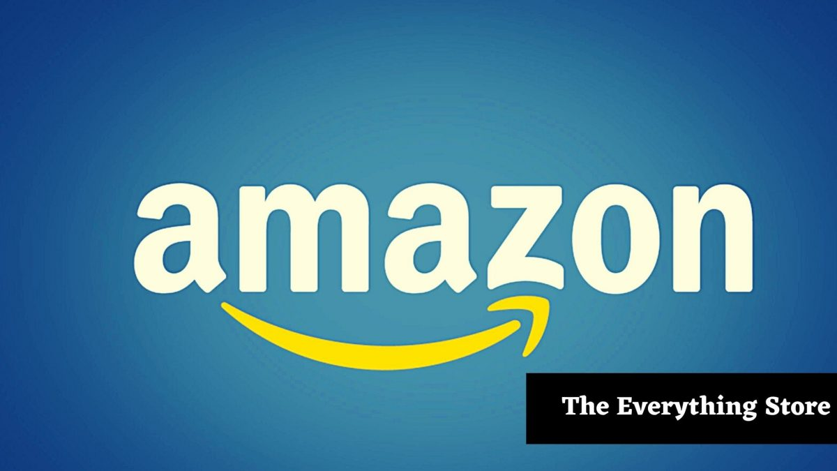 Amazon:The Everything Store
